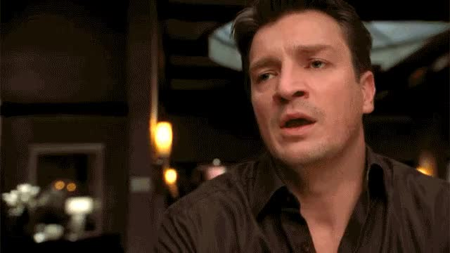 Watch and share Nathan Fillion GIFs and Pingpong GIFs by happmacdonald on Gfycat