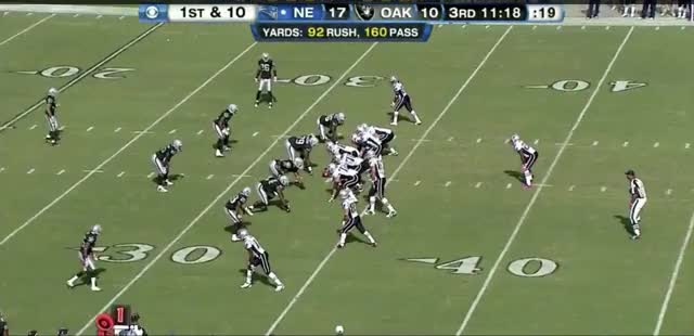 Watch and share 2011: Ridley 33 Yard TD GIFs on Gfycat
