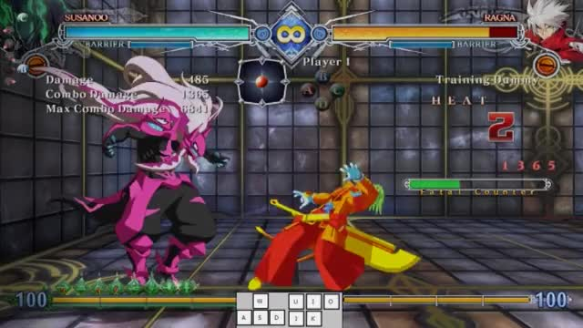 Watch BBCF: Susanoo fc6B(1) Godpress GIF by snuffychris605 (@snuffychris605) on Gfycat. Discover more related GIFs on Gfycat
