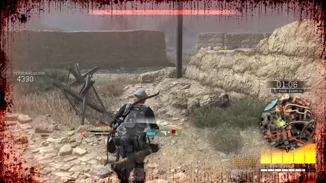 Watch and share Metal Gear Survive - Object D'art 2 GIFs by xplodingbrain on Gfycat