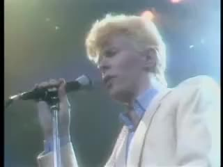 Watch and share David Bowie - Station To Station GIFs on Gfycat