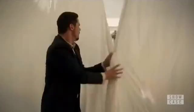 """Watch and share BATB 4x08  """"Love Is A Battlefield"""" ~ Vincent And Catherine  Aroud The Pool Scene GIFs on Gfycat"""