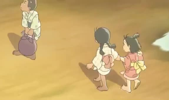 In this Corner of the World, after, anime, beach, corner, in, in this corner of the world, of, run, the, this, world, In this Corner of the World GIFs