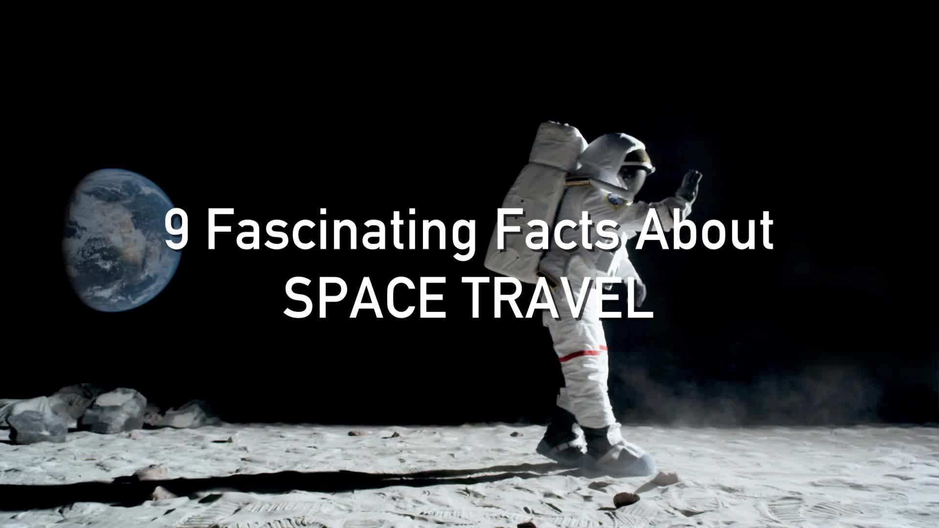 space travel facts - HD 1920×1080