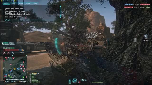 Watch The revenge didn't end here... GIF on Gfycat. Discover more planetside, planetside 2, tsar-42 GIFs on Gfycat