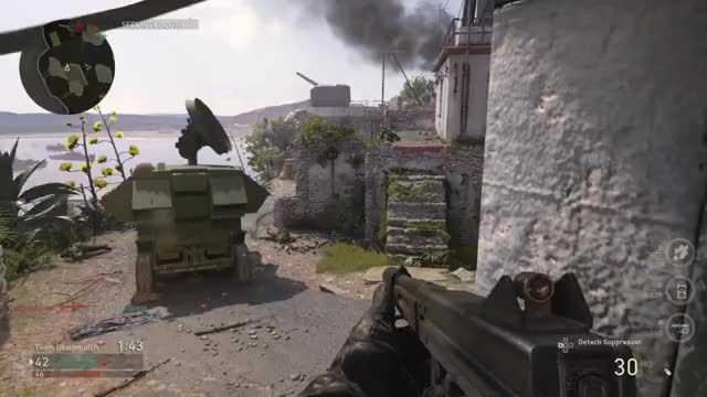 Watch and share Call Of Duty® WWII 20171110095451 GIFs on Gfycat