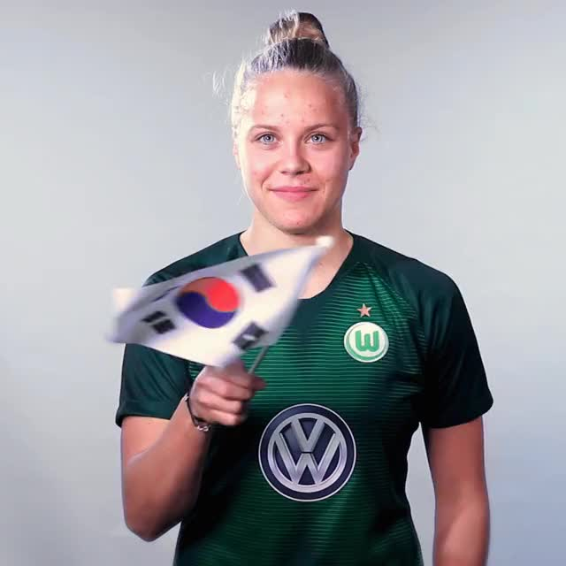 Watch and share 20 Korea GIFs by VfL Wolfsburg on Gfycat