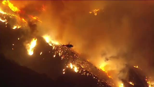 Watch and share Fast-moving Brush Fire GIFs on Gfycat