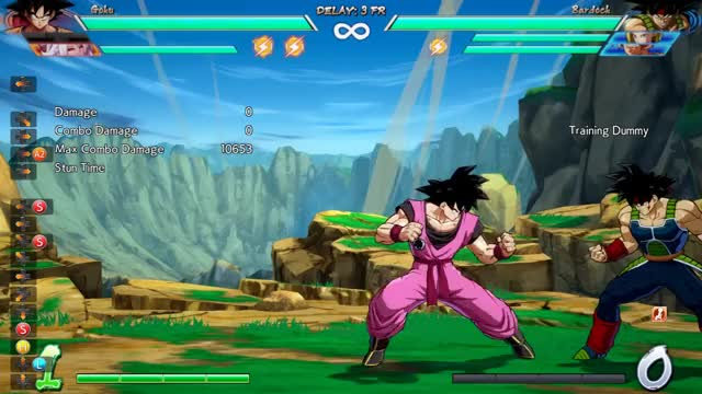 Watch Alternate 0 Bar Sparking ToD GIF by @ethel232 on Gfycat. Discover more Dragon Ball FighterZ, dbfz GIFs on Gfycat