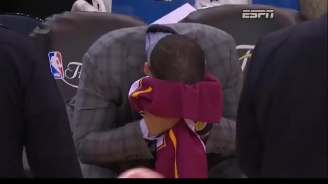 Watch Tyronn Lue crying happy tears alone on the bench GIF on Gfycat. Discover more bench, champion, clevland cavaliers is champion, tyronn lue crying GIFs on Gfycat