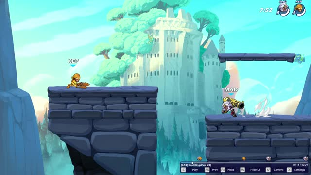 Watch and share Brawlhalla 2020-05-04 00-05-48 GIFs by Brian Lrd on Gfycat