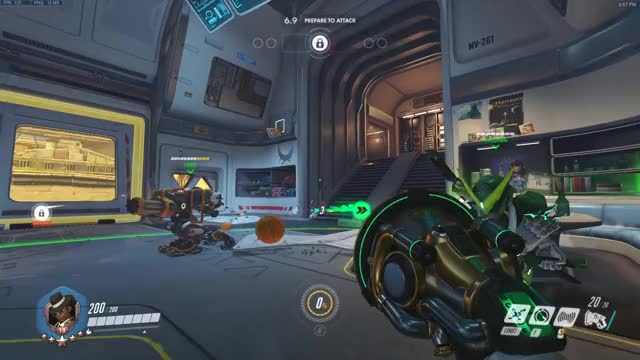 Watch Lúcio GIF by @jackthekiller on Gfycat. Discover more related GIFs on Gfycat
