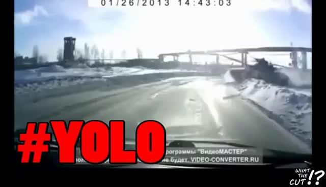 Watch and share Yolo Tank Russia GIFs on Gfycat