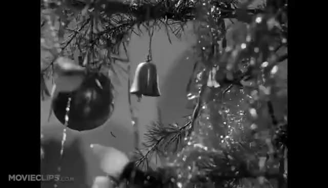 Watch and share Every Time A Bell Rings An Angel Gets His Wings - It's A Wonderful Life (9/9) Movie CLIP (1946) HD GIFs on Gfycat
