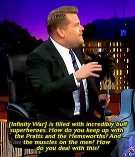 Watch and share James Corden GIFs and Celebs GIFs on Gfycat