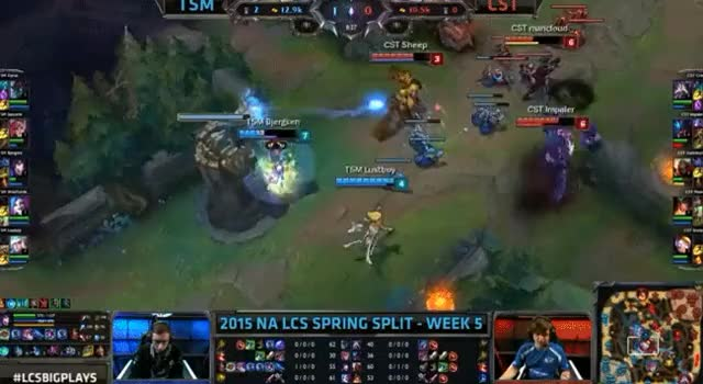 Watch and share Teamsolomid GIFs by amagzz on Gfycat