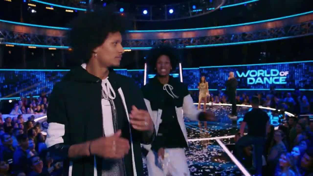 2017, bday, birthday, confetti, dance, funny, happy, happy birthday, les, les twins, lestwins, moment, party, surprise, tada, twins, winners, winning, world, world of dance, Word of Dance winners 2017 GIFs