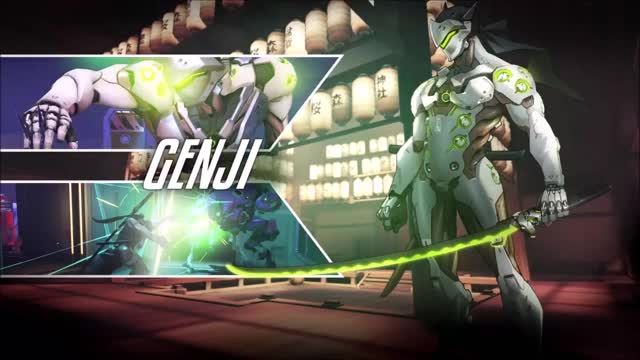 Zaynificent Genji Making DPS Great Again