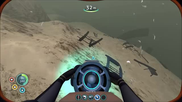 Watch Reaper GIF by @rnfmello on Gfycat. Discover more Subnautica GIFs on Gfycat