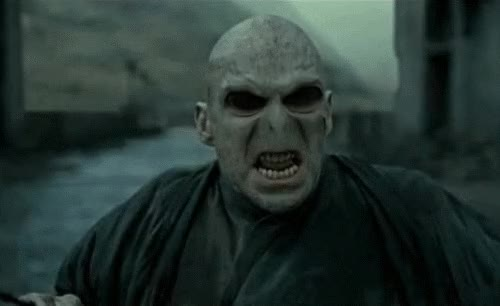 Watch and share Voldemort GIFs on Gfycat