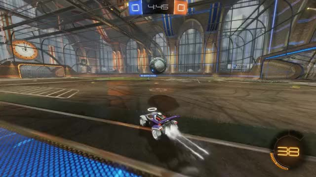 Watch Assist 1: Binagin GIF by Gif Your Game (@gifyourgame) on Gfycat. Discover more Assist, Binagin, Gif Your Game, GifYourGame, Rocket League, RocketLeague GIFs on Gfycat