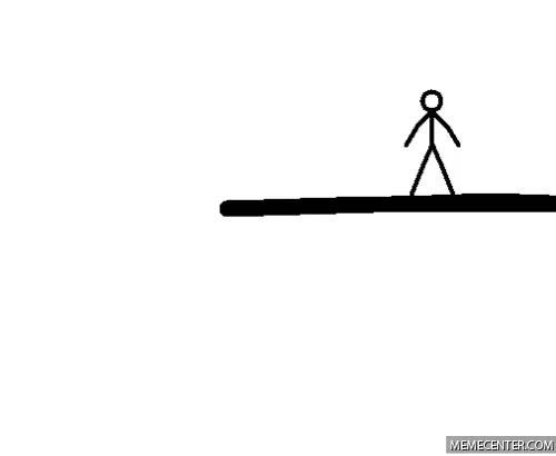 Watch and share Epic Stickman GIFs on Gfycat