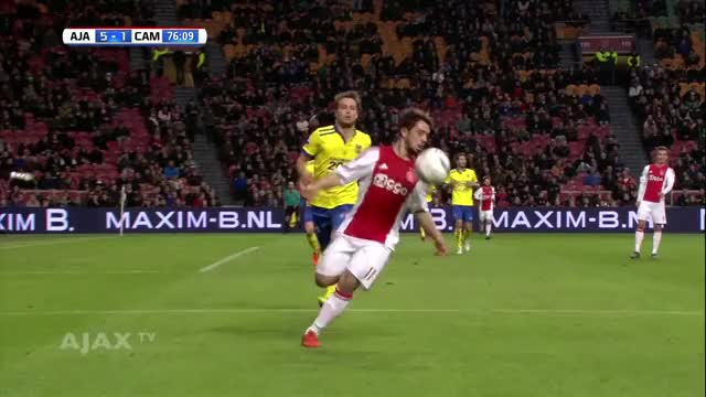 Watch and share Ajaxdaily GIFs and Younes GIFs by kevinsuave on Gfycat