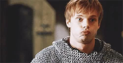 Watch and share Arthur Pendragon GIFs and Arthur Imagine GIFs on Gfycat