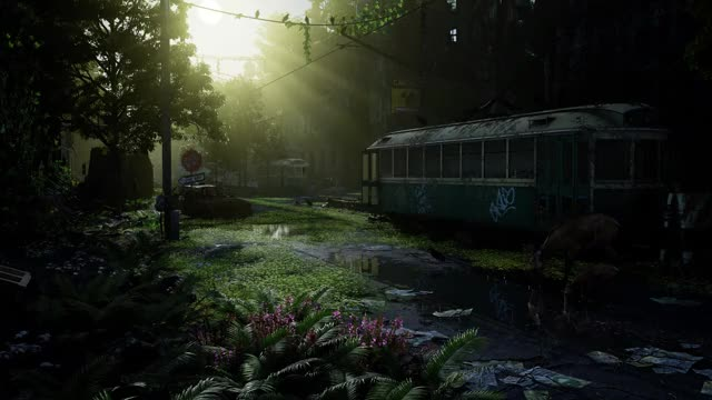 Watch and share Cool Volumetric Fog Lighting Test - 4k - Unreal Engine 4.16 2 GIFs by AJ Cyrill Dy on Gfycat