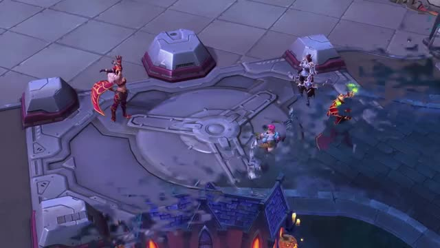Watch and share Heroes Of The Storm GIFs and Cleansing Flames GIFs by lkazzy on Gfycat