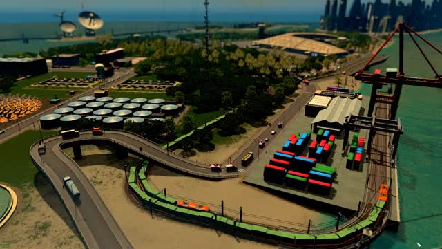 Watch Cities Skylines 2018.09.16 GIF on Gfycat. Discover more related GIFs on Gfycat