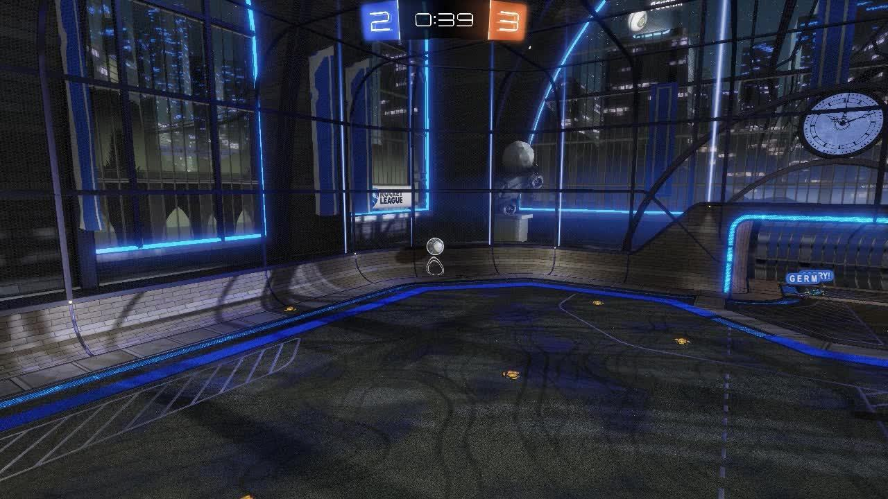Rocket League, rocketleague, Booped him. GIFs