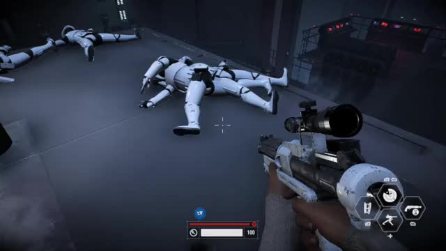 Watch Battlefront 2 GIF by Gamer DVR (@xboxdvr) on Gfycat. Discover more NuclearMetal84, STARWARSBattlefrontII, xbox, xbox dvr, xbox one GIFs on Gfycat