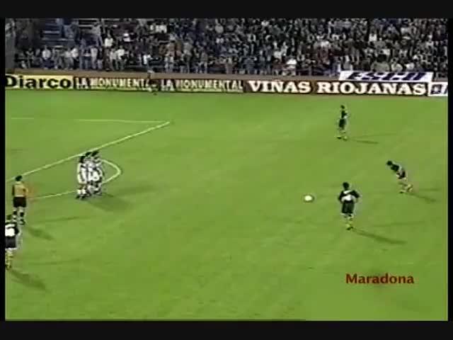 Watch and share Chilavert GIFs and Maradona GIFs on Gfycat