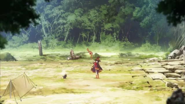 Watch and share Konosuba Season 2 GIFs on Gfycat