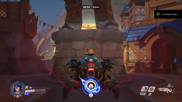 Watch Overwatch 2018.07.13 - 03.31.32.14 GIF on Gfycat. Discover more ana, highlight, overwatch GIFs on Gfycat