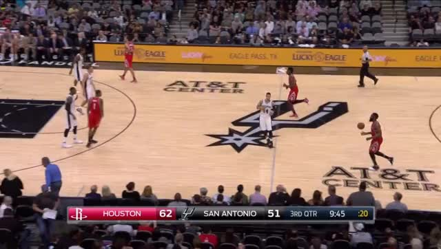 Watch LMA hedge Harden floater GIF by thebladner on Gfycat. Discover more james harden, lamarcus aldridge, nba GIFs on Gfycat