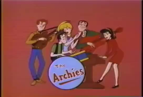 Watch the Archies GIF on Gfycat. Discover more 1960's, The Archies, cartoon GIFs on Gfycat