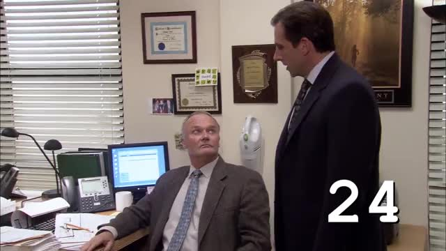 The Office US - 100 Best Moments Seasons 1-5 GIF | Find