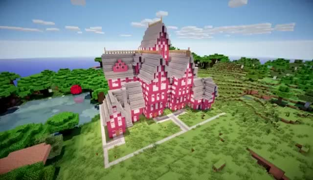 Watch and share If Minecraft Was A First Person Shooter GIFs on Gfycat