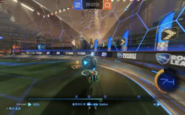 Watch and share Rocket League GIFs by Stalihui on Gfycat