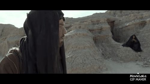 creepygifs, horrorgifs, movies, Last Days in the Desert Trailer GIFs