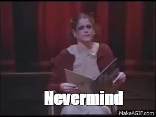 Gilda Radner Nevermind GIFs