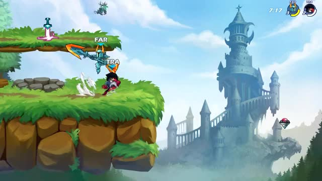 Watch and share Brawlhalla GIFs by Farron on Gfycat