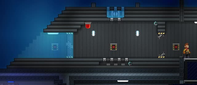 Watch and share Starbound Airlock GIFs on Gfycat