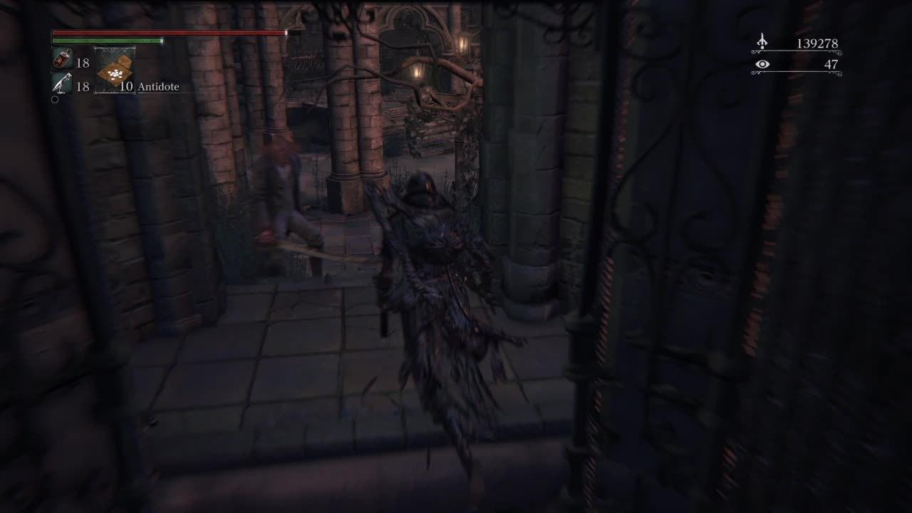 lovecraft, ps4, Beast master dies to cripple GIFs