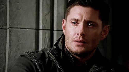Watch and share Jensen Ackles As Dean Winchester In Supernatural Photo: CW Gif: Justjensenanddean GIFs on Gfycat
