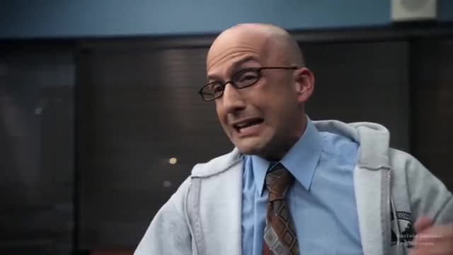 Watch Community 2x09 The Conspiracy - Part 3 GIF on Gfycat. Discover more jim rash GIFs on Gfycat