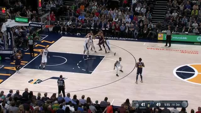 Watch and share Joe Ingles GIFs and Utah Jazz GIFs by bladner on Gfycat
