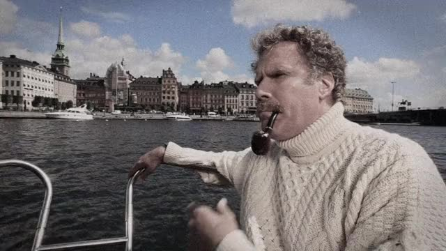 Watch and share Philip Berger / Old Milwaukee / Will Ferrell / Elena GIFs by Eivind Sæther on Gfycat